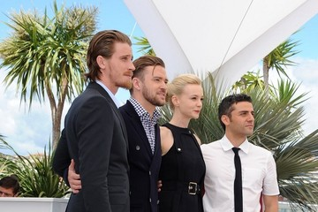 Justin Timberlake Carey Mulligan 'Inside Llewyn David' Photo Call in Cannes