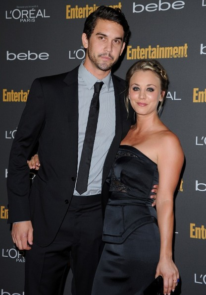 Kaley Cuoco - 2013 Entertainment Weekly Pre-Emmy Party