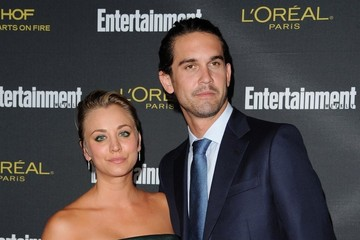 Kaley Cuoco Entertainment Weekly Pre-Emmy Party