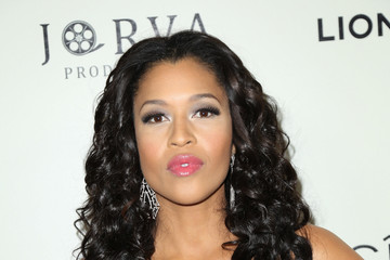 Kali Hawk Premiere of Lionsgate's 'The Perfect Match' - Red Carpet