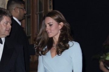Kate Middleton Kate Middleton at the Natural History Museum Awards — Part 2