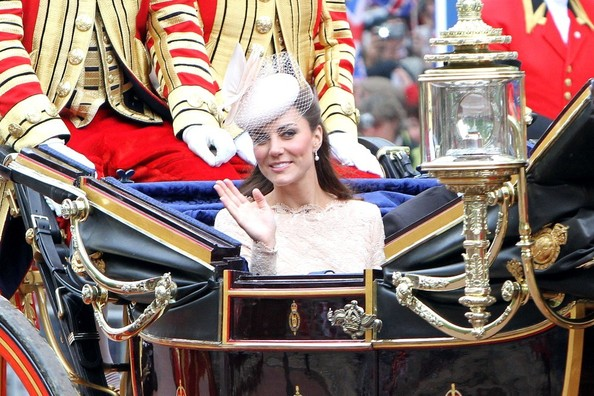 Kate Middleton's Best Diamond Jubilee Looks Both Came From Alexander McQueen