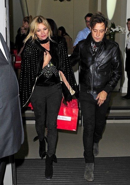 Celebs Leave the Rimmel Party in London — Part 2