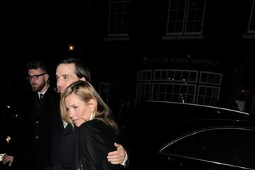 Kate Moss David Beckham Hosts Alistair Mackie