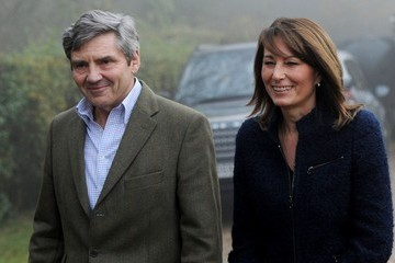 Michael+Middleton in Kate Middleton's Parents Make a Statement