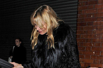 Kate Moss Kate Moss Sees 'The Nutcracker'