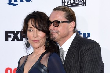 "Katey Sagal ""Sons of Anarchy"" Premiere"