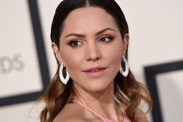 Katharine McPhee Arrivals at the Grammy Awards