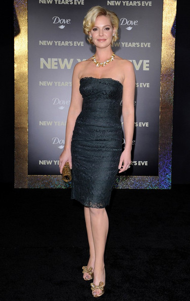 "Katherine Heigl World Premiere of ""New Year's Eve"".Grauman's Chinese, Hollywood, CA.December 05, 2011."