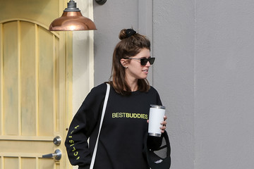 Katherine Schwarzenegger Chris Pratt And Katherine Schwarzenegger Seen In Los Angeles