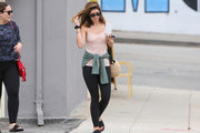 Katherine Schwarzenegger out and about