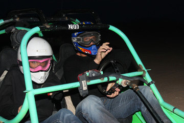 Katie Price Alex Reid Katie Price and Alex Reid Ride Dune Buggies