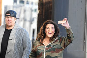 Katy Mixon Is Seen Out With a Friend