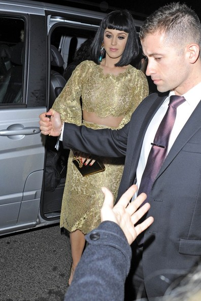 Katy Perry - Celebs Out Late in London — Part 4