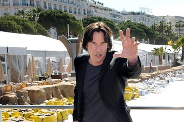 Keanu Reeves 'Man of Tai Chi' Photo Call in Cannes — Part 2
