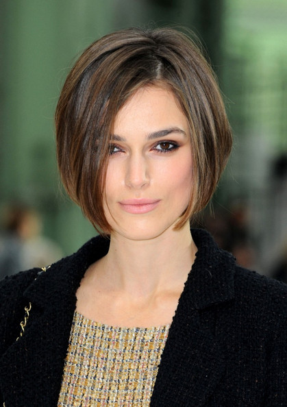 Keira Knightley Chanel Ready-to-Wear Spring/Summer 2011 fashion show at the