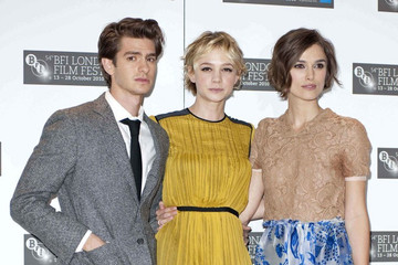 Spotlights from the keira knightley and andrew garfield scene