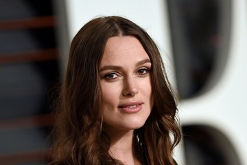 Keira Knightley Stars at the Vanity Fair Oscar Party