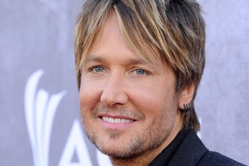 Keith Urban Arrivals at the Academy of Country Music Awards