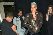 Kelis Is Seen Outside Bootsy Bellows In West Hollywood