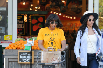 Kelly Rowland Kelly Rowland Spotted Shopping In Los Angeles