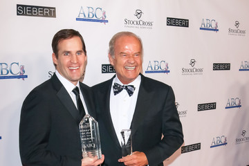 Kelsey Grammer Associates For Breast And Prostate Cancer Studies Annual Talk Of The Town Gala