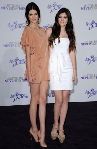 "Kendall Jenner Los Angeles Premiere of ""Justin Bieber: Never Say Never"". Nokia Theatre L.A. Live. Los Angeles, CA.February 8, 2011."