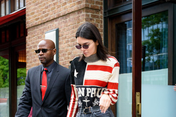 Kendall Jenner Kendall Jenner Spotted In New York City