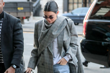 Kendall Jenner Kendall Jenner Out in New York