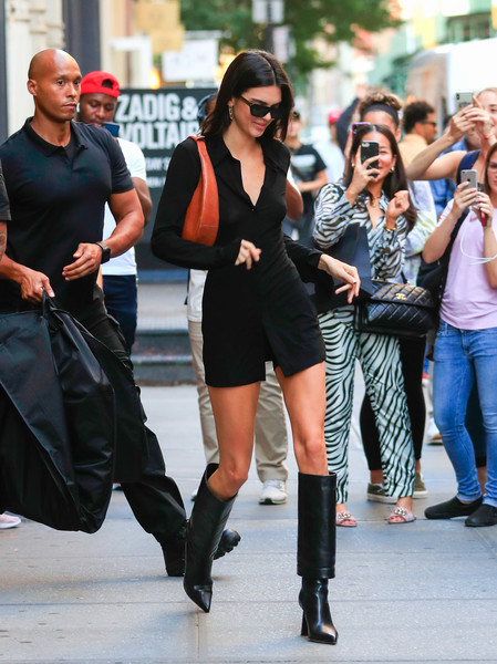 Kendall Jenner Seen In NYC