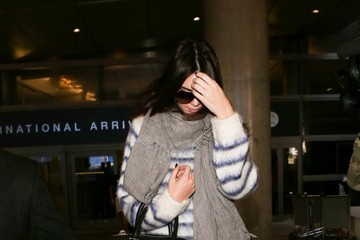 Kendall Jenner Kendall Jenner at LAX