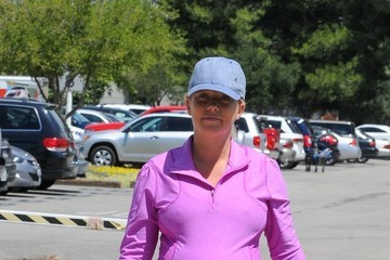 Kendra Wilkinson Kendra Wilkinson Goes to Her Son's Game