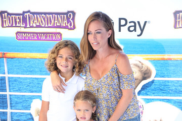 Kendra Wilkinson World Premiere Of 'Hotel Transylvania 3: Summer Vacation'