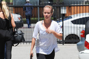 Kendra Wilkinson Out and About