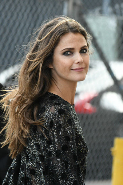 Keri Russell Photos Keri Russell Appears On Kimmel