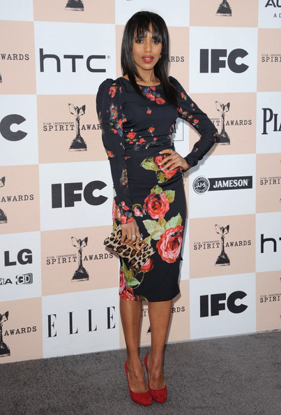Kerry Washington 26th Annual Film Independent Spirit Awards.Santa Monica Beach, Santa Monica, CA.February 26, 2011.