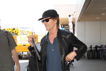 Kevin Bacon Kevin Bacon Is Seen at LAX