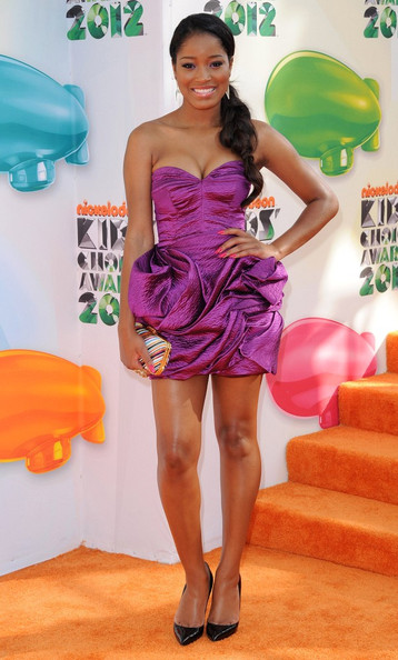 Nickelodeon's 25th Kids' Choice Awards.USC's Galen Center, Los Angeles, CA.March 31, 2012.