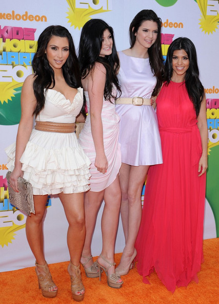 Kim Kardashian: 2011 Kids Choice Awards