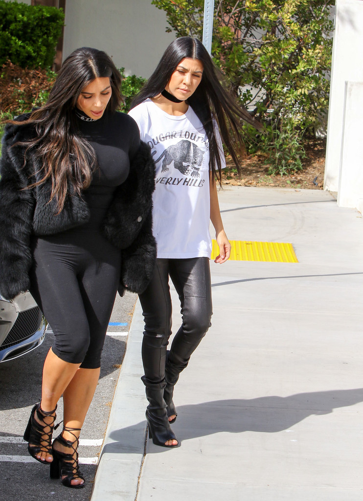 Kourtney and kim