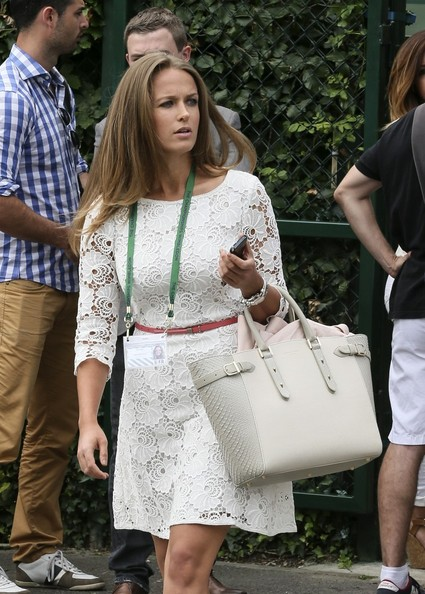 Kim+Sears+Kim+Sears+Gets+Ready+Wimbledon
