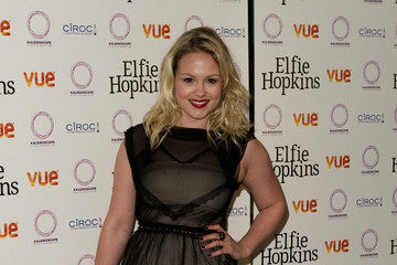 Kimberly Nixon Stars at the 'Elfie Hopkins' Premiere