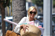 Kimberly Stewart Is Seen Out and About