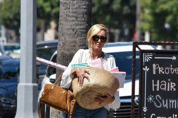 Kimberly Stewart Kimberly Stewart Is Seen Out and About