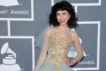 Kimbra 55th Annual Grammy Awards