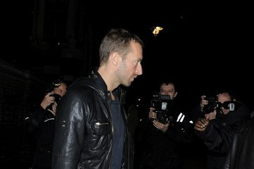 Kings of Leon Celebrities at Chiltern Firehouse