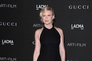 Kirsten Dunst Arrivals at the LACMA Art + Film Gala