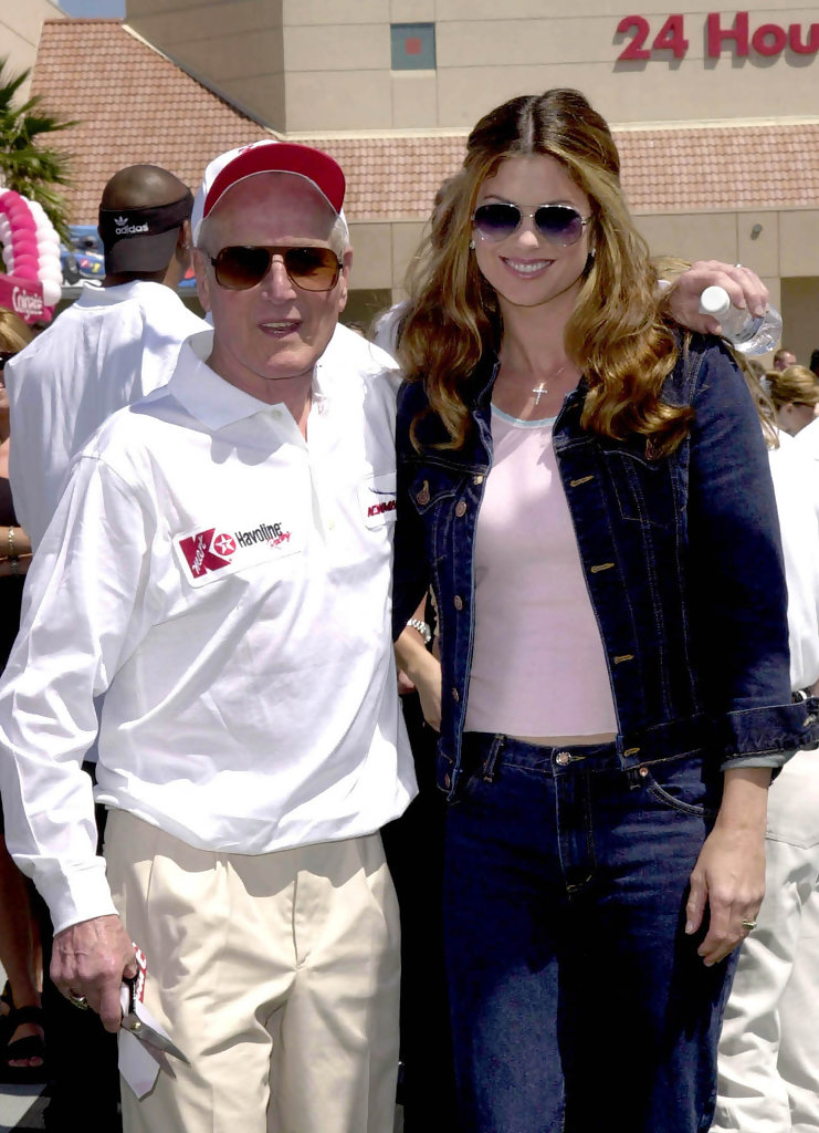 Kathy Ireland Kids Paul Newman and...