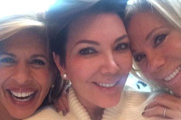 Kris Jenner Celebrity Social Media Pics