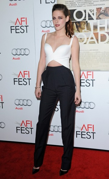 "Kristen Stewart - AFI FEST 2012 - ""On The Road"" Premiere"